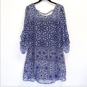 Dresses & Skirts - Speecklers dress long sleeved/short midi dress